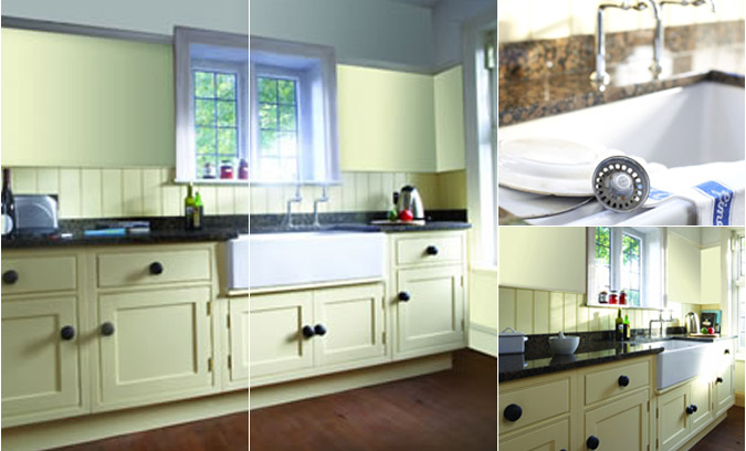 Old England Kitchens Range